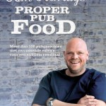 Proper pub food van Tom Kerridge