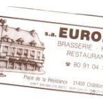 Hotel Europe in Chatillon sur Seine