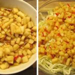 pittige appeldressing